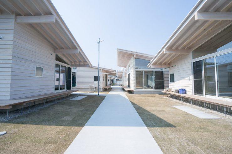 美浜町から始まる、新しい団地のかたち。美浜町営住宅河和 ...
